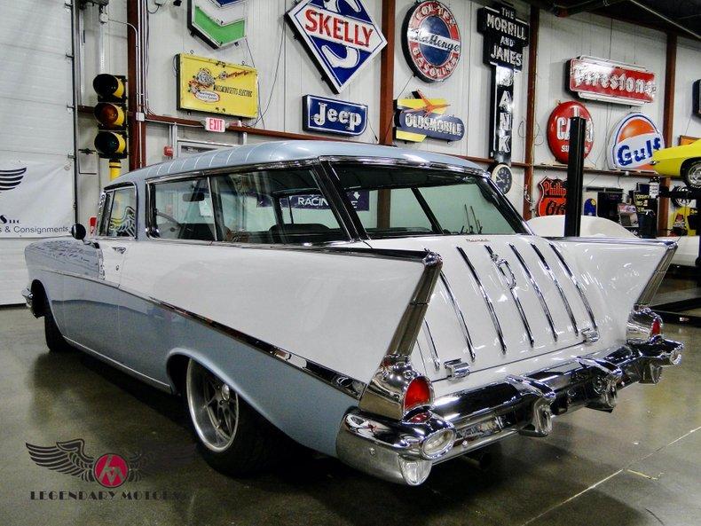 1957 Chevrolet Nomad 3