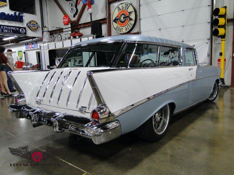 1957 Chevrolet Nomad 7