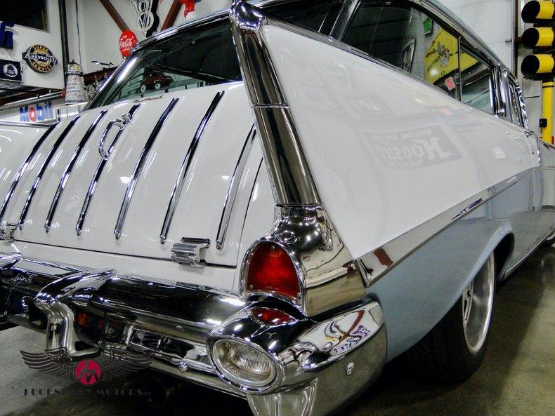 1957 Chevrolet Nomad 16