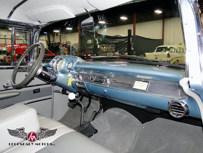 1957 Chevrolet Nomad 36
