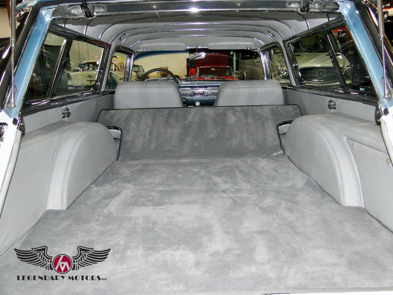 1957 Chevrolet Nomad 56