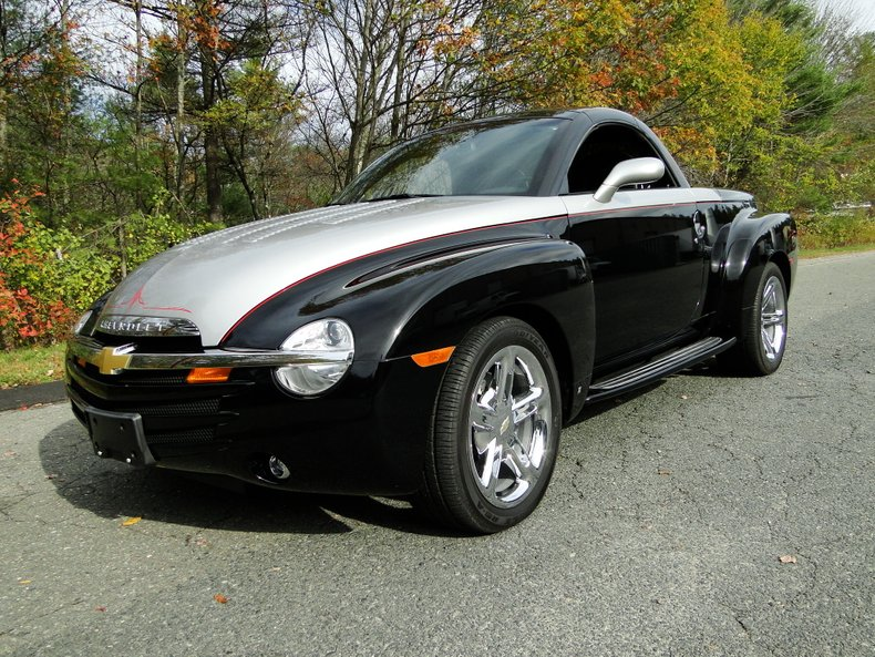 2006 Chevrolet Ssr Legendary Motors Classic Cars Muscle