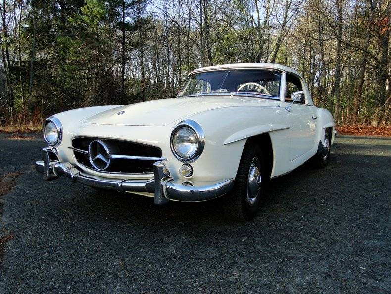 1959 Mercedes-Benz 190SL For Sale