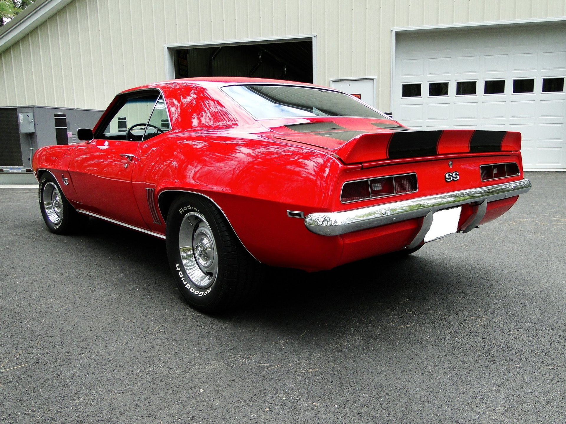 1969 Chevrolet Camaro | Legendary Motors - Classic Cars, Muscle Cars