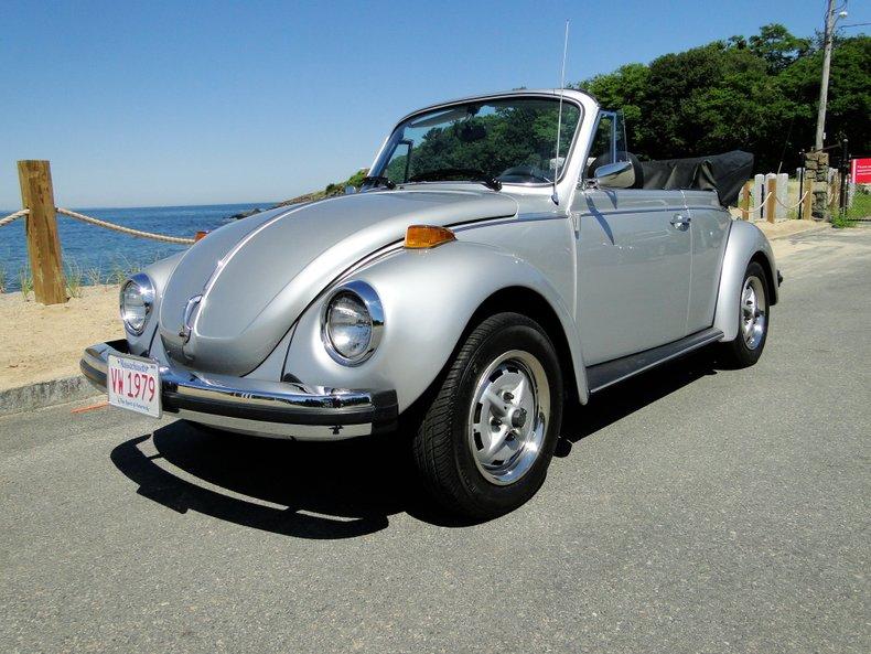 1979 Volkswagen Beetle 1