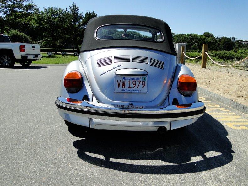 1979 Volkswagen Beetle 7