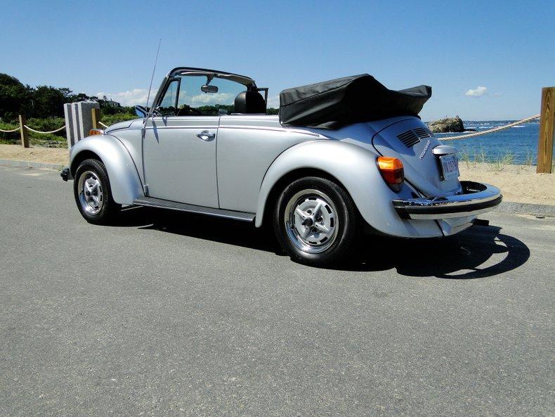 1979 Volkswagen Beetle 4