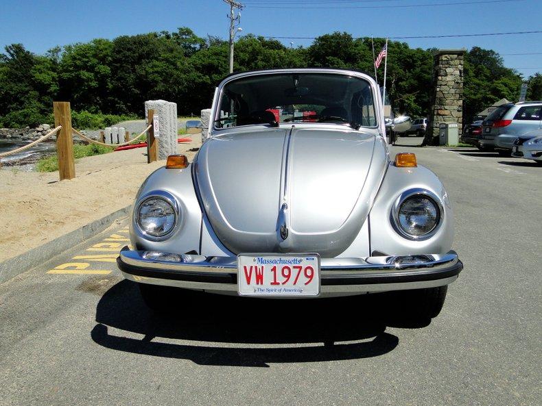 1979 Volkswagen Beetle 2
