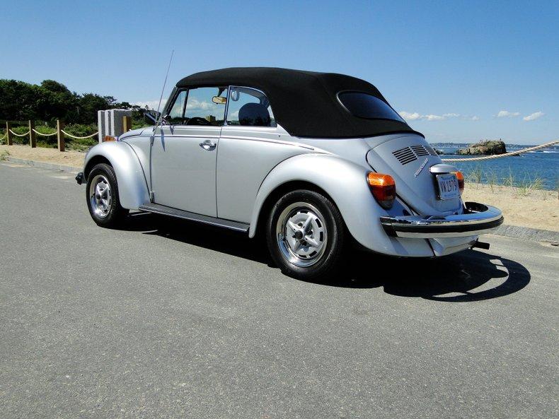 1979 Volkswagen Beetle 6