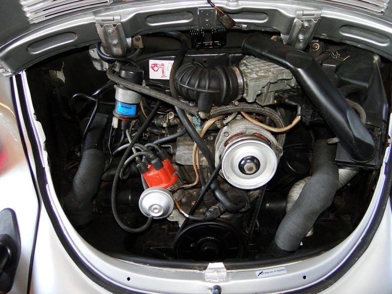 1979 Volkswagen Beetle 16