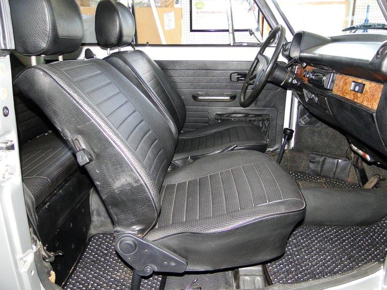 1979 Volkswagen Beetle 25