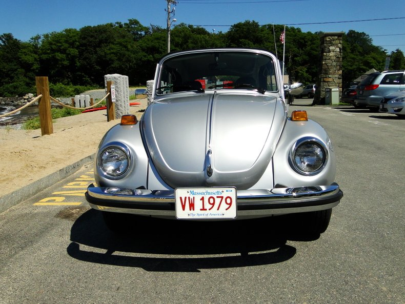 1979 Volkswagen Beetle 51