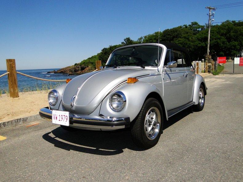 1979 Volkswagen Beetle 52