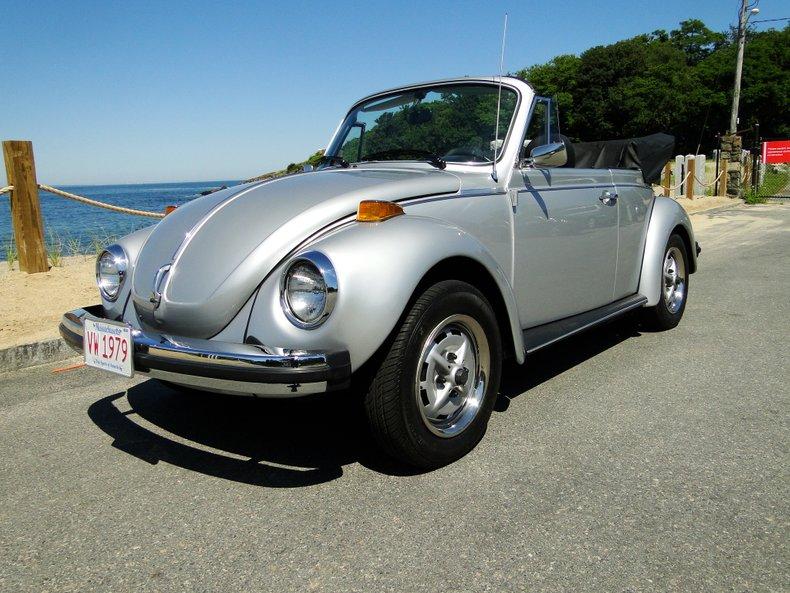 1979 Volkswagen Beetle 58