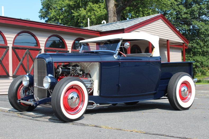 1932 Ford Pickup Legendary Motors Classic Cars Muscle Cars Hot