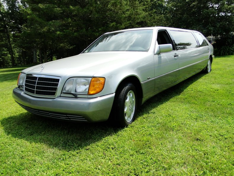 1993 Mercedes-Benz 500SEL For Sale