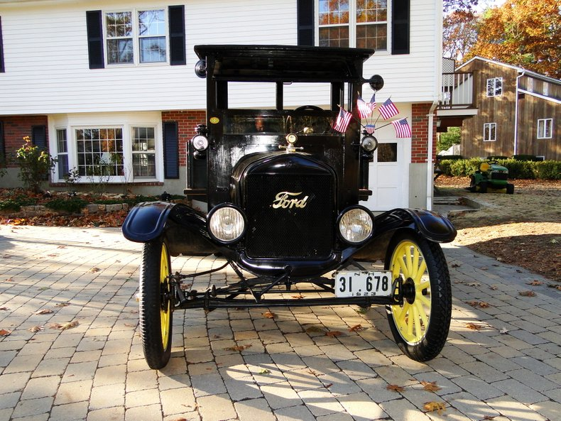 1923 Ford Model TT For Sale