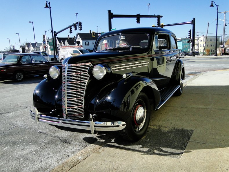 1938 Chevrolet Master 2-Door Town Sedan for sale #80386 | MCG