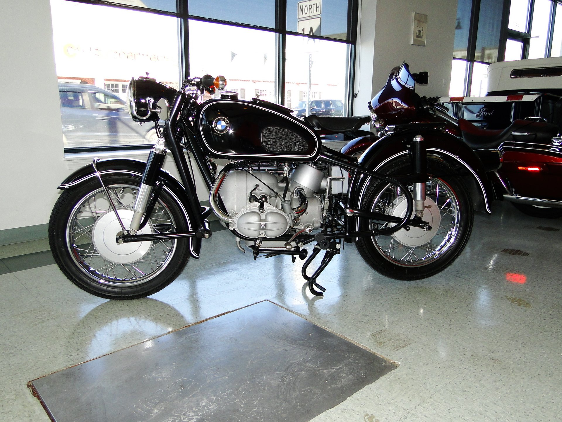 1962 bmw r69s