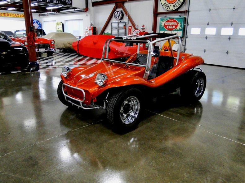 1963 Volkswagen Dune Buggy For Sale Allcollectorcars Com