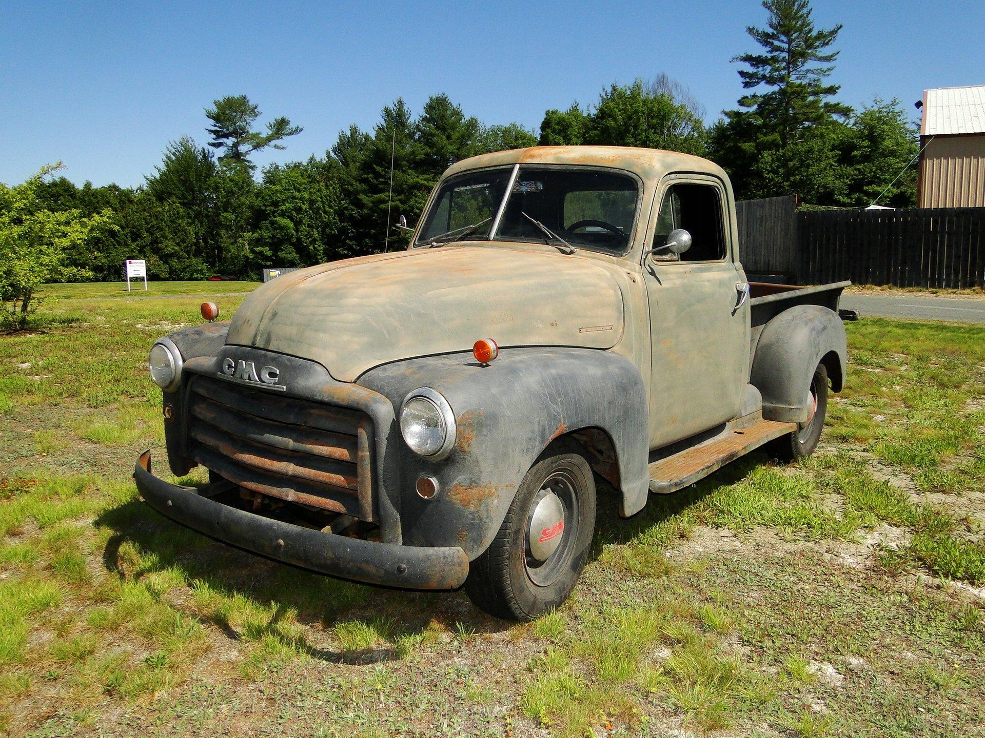 1951 gmc 3100