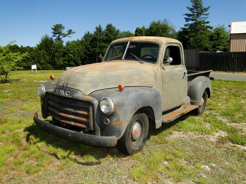 1951 GMC 3100 For Sale