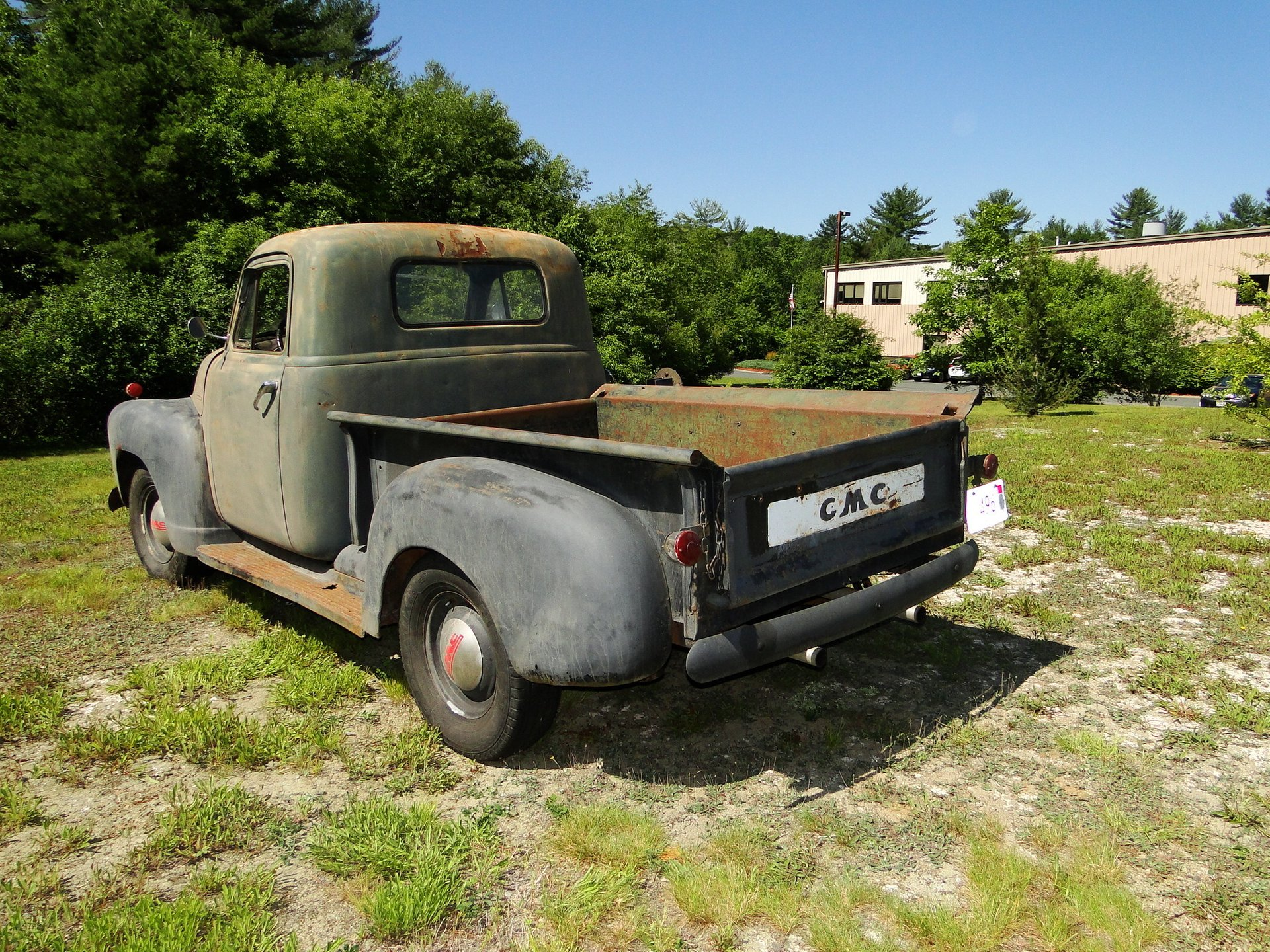 1951 Gmc 3100 Legendary Motors Classic Cars Muscle Cars Hot Rods Antique Cars Beverly Ma