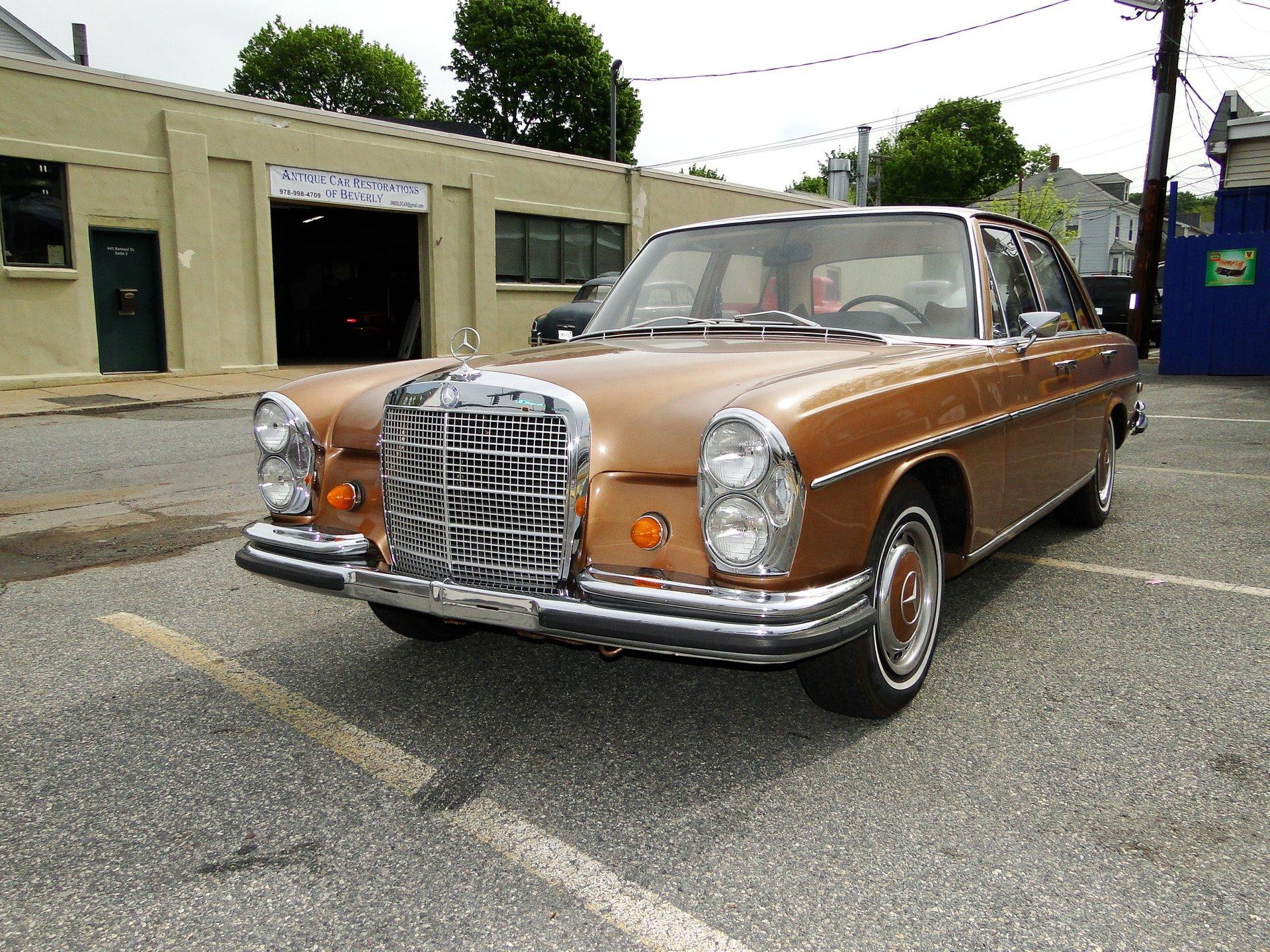 1969 mercedes benz 280se