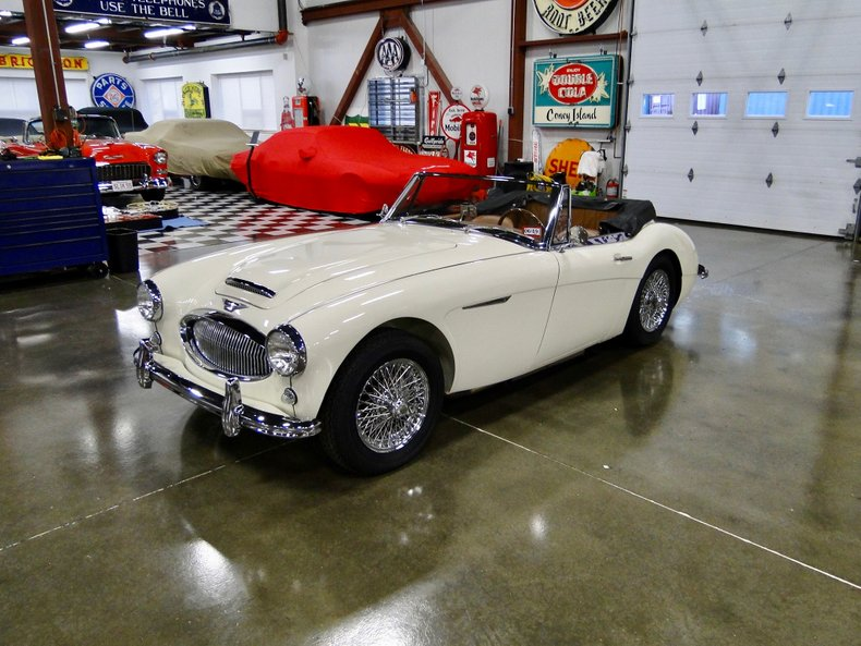 1963 Austin-Healey 3000 MK II BJ7 For Sale