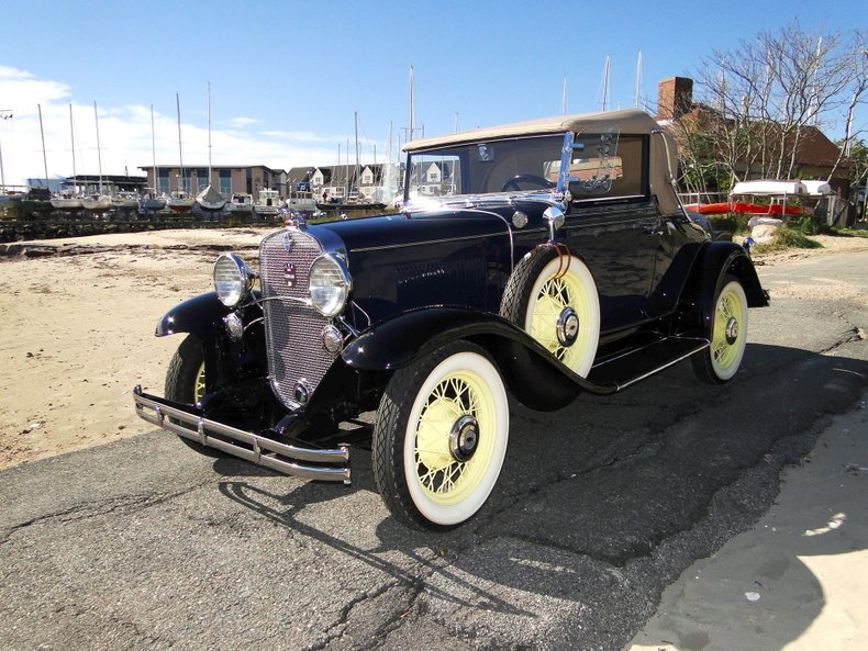 1931 Chevrolet Independence Cabriolet Series AE