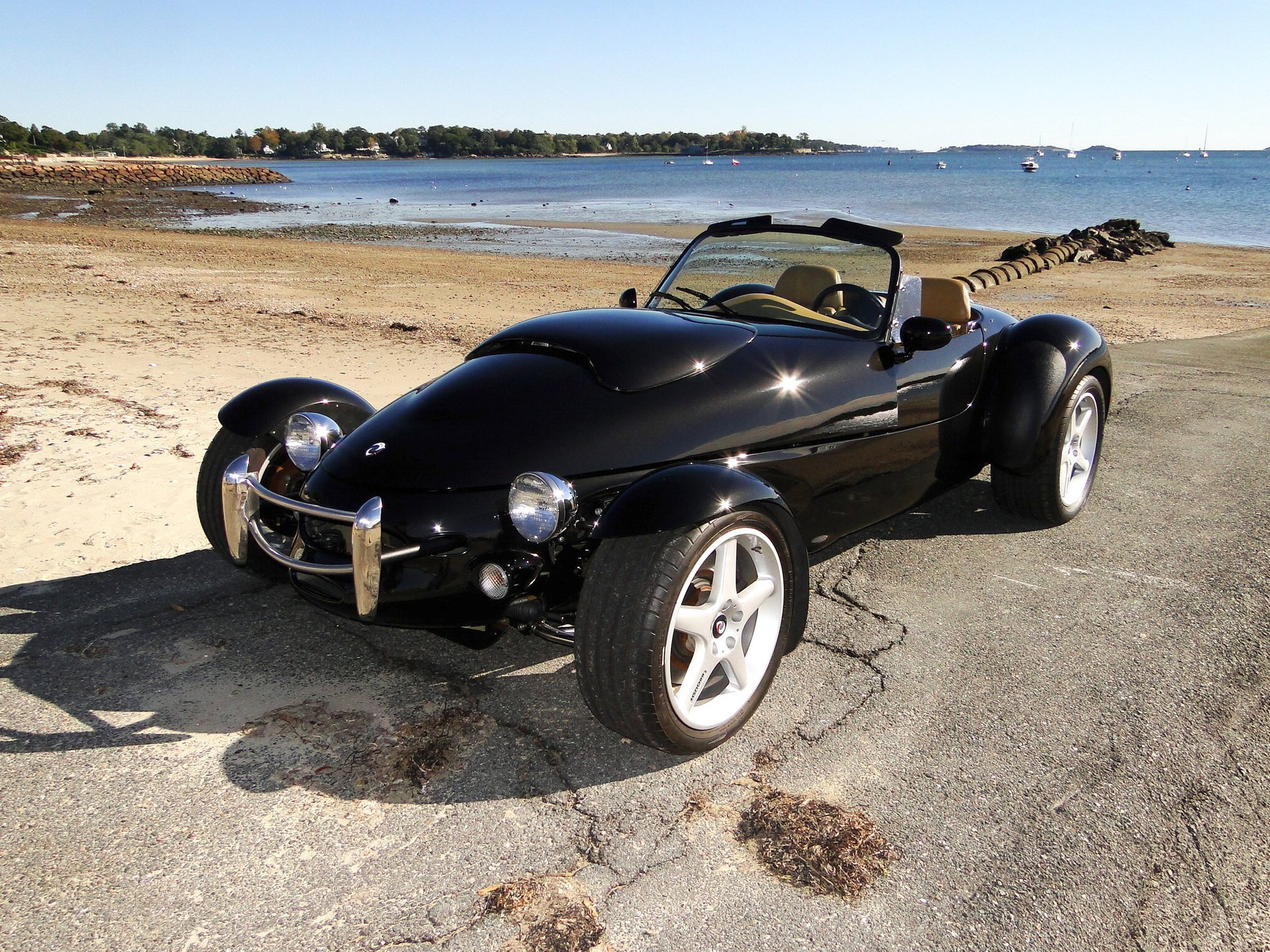1997 panoz aiv roadster