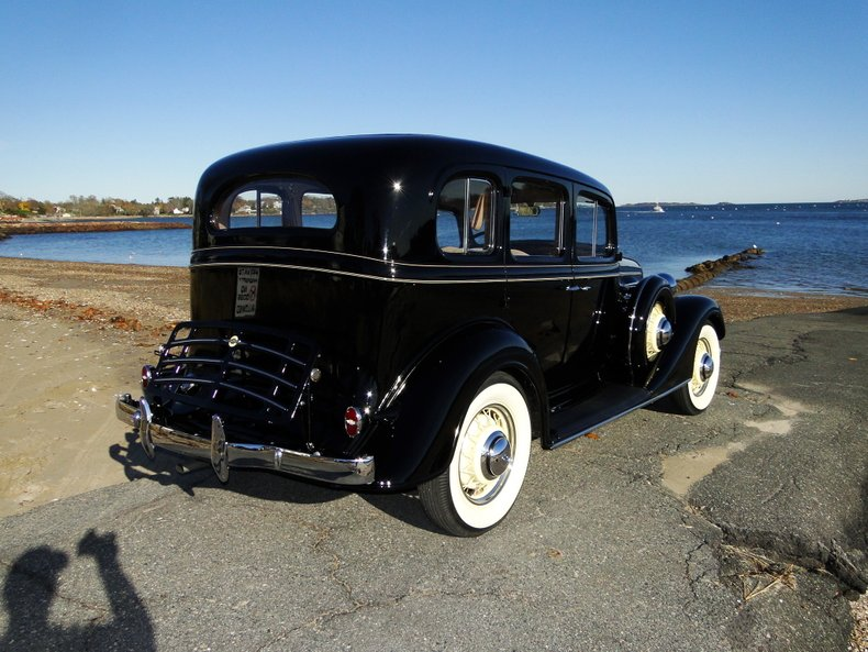 1934 Chevrolet Master Six Sedan For Sale | AllCollectorCars com
