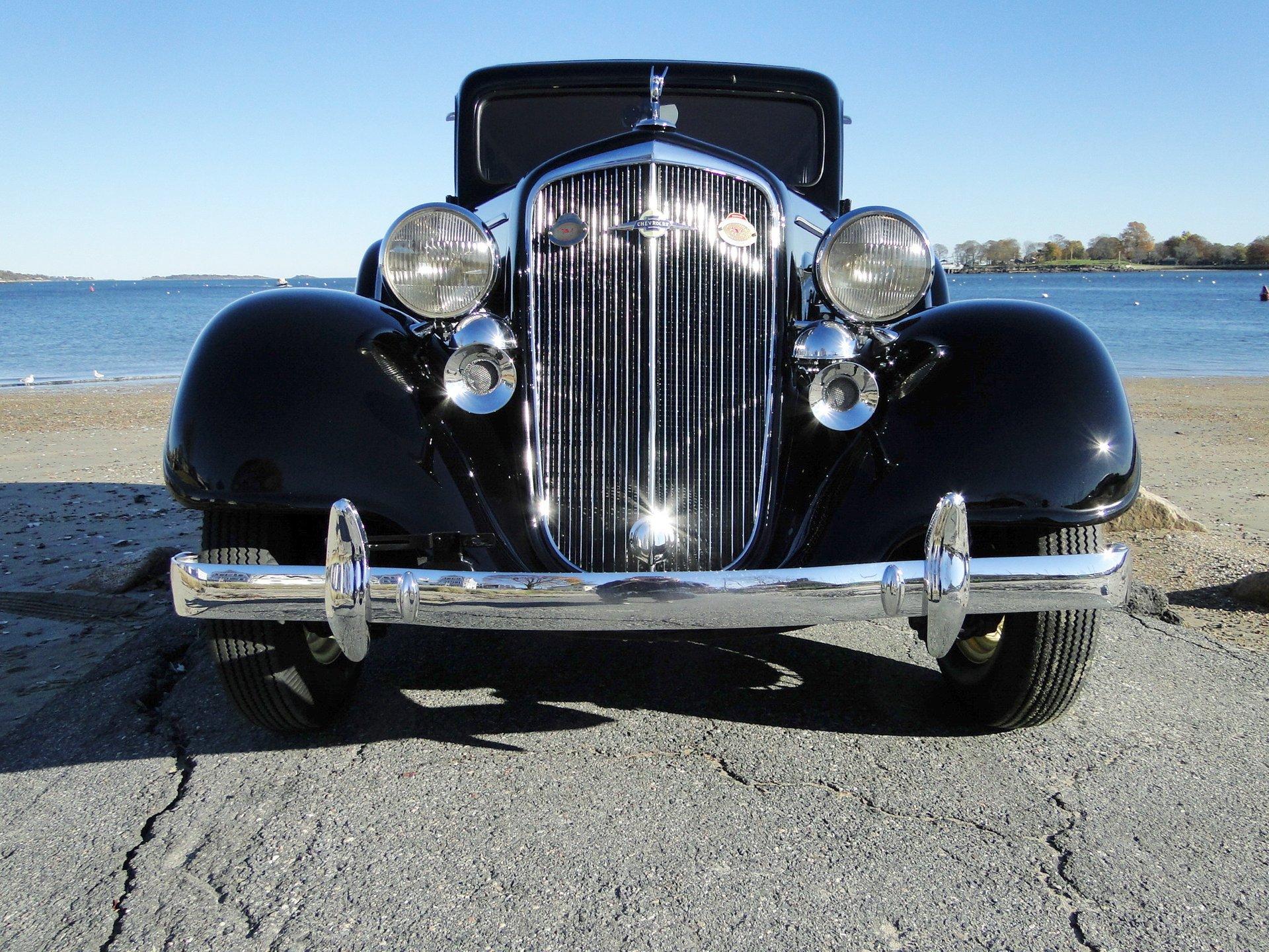 1934 Chevrolet Master | Legendary Motors - Classic Cars