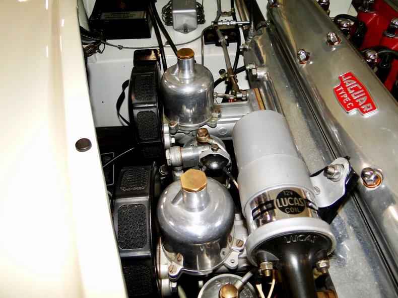 1956 Jaguar XK140 17