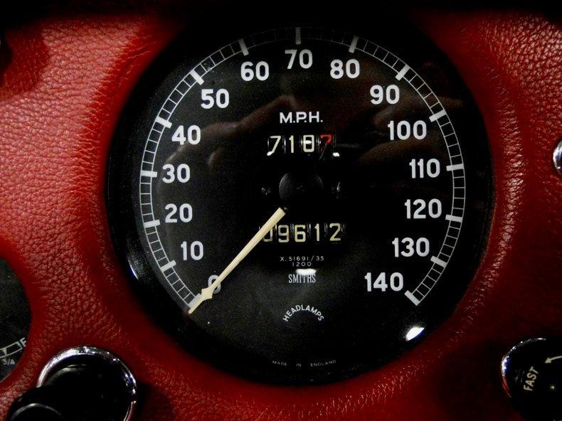 1956 Jaguar XK140 49
