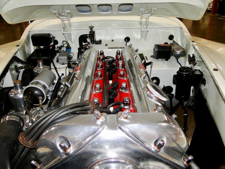1956 Jaguar XK140 12