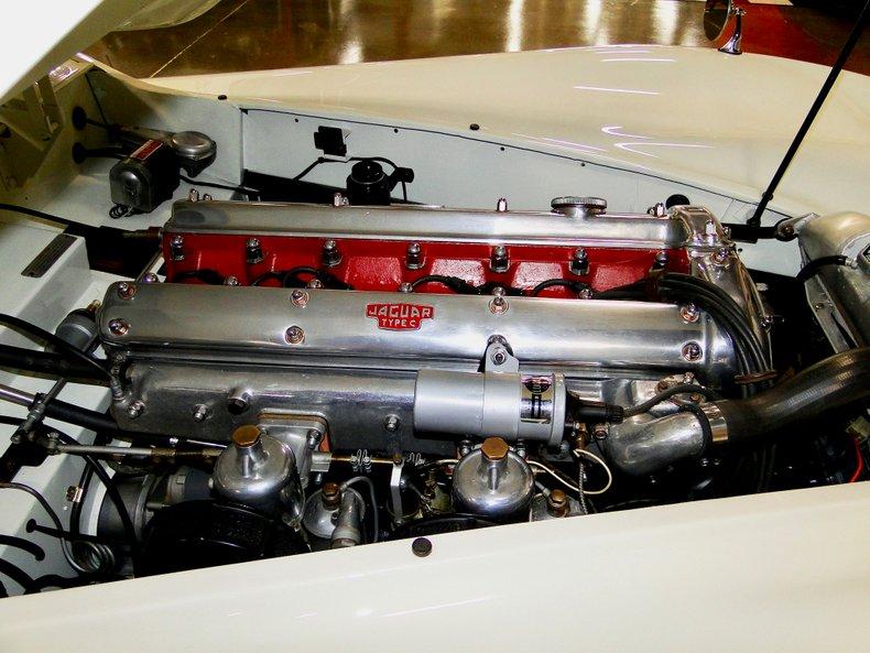 1956 Jaguar XK140 14