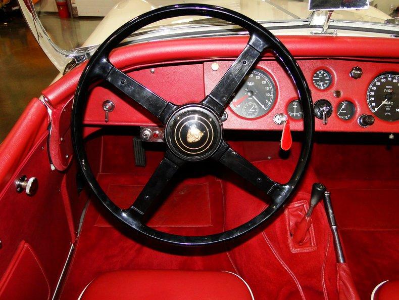 1956 Jaguar XK140 31