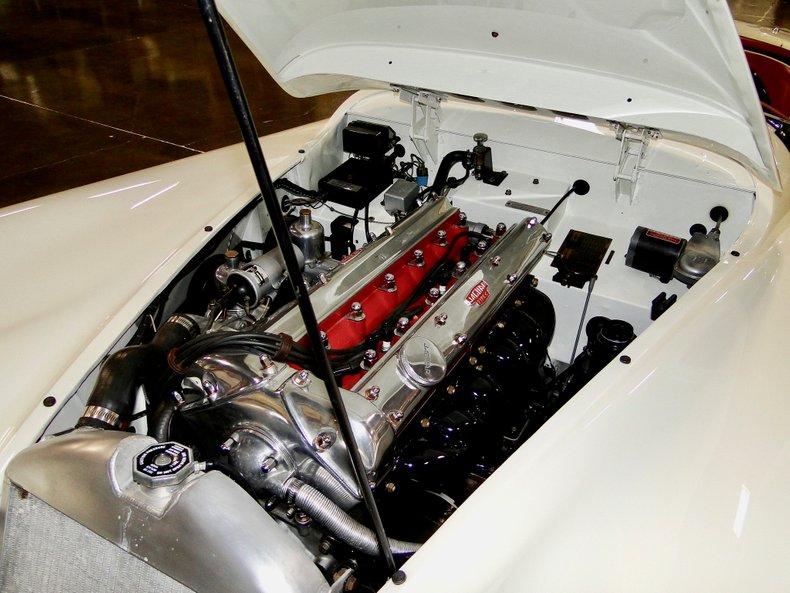 1956 Jaguar XK140 15