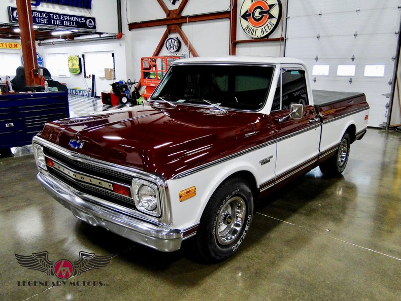 1969 Chevrolet CST-10 For Sale