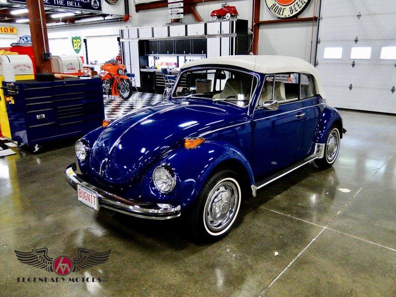 1971 Volkswagen Karmann Beetle