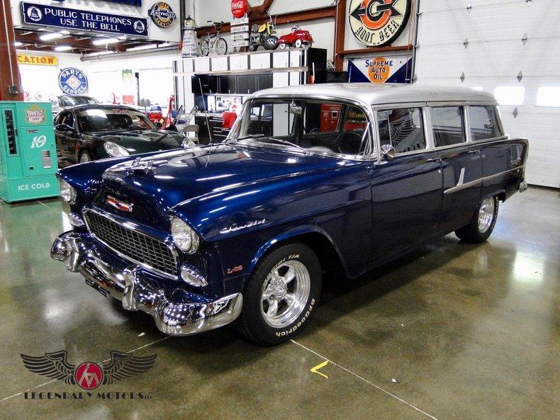1955 Chevrolet 210 Townsman
