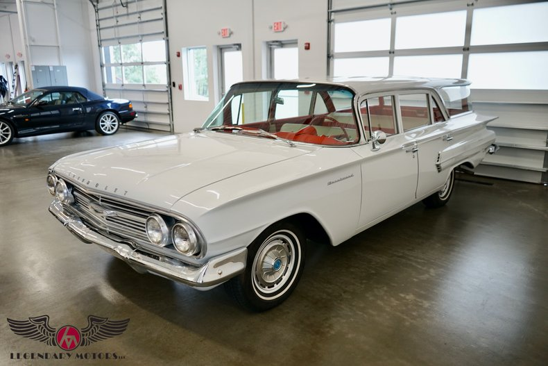 1960 Chevrolet Brookwood Station Wagon