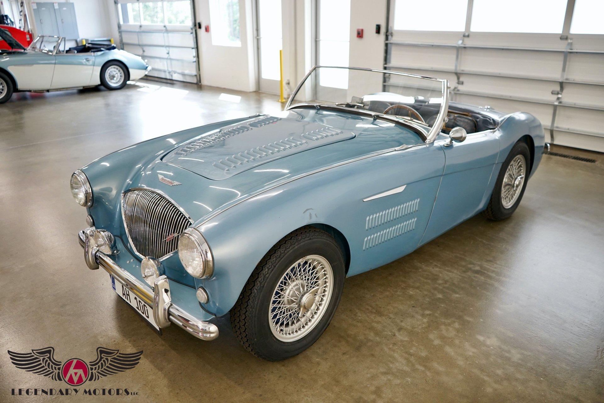 1953 austin healey 100 4 bn1