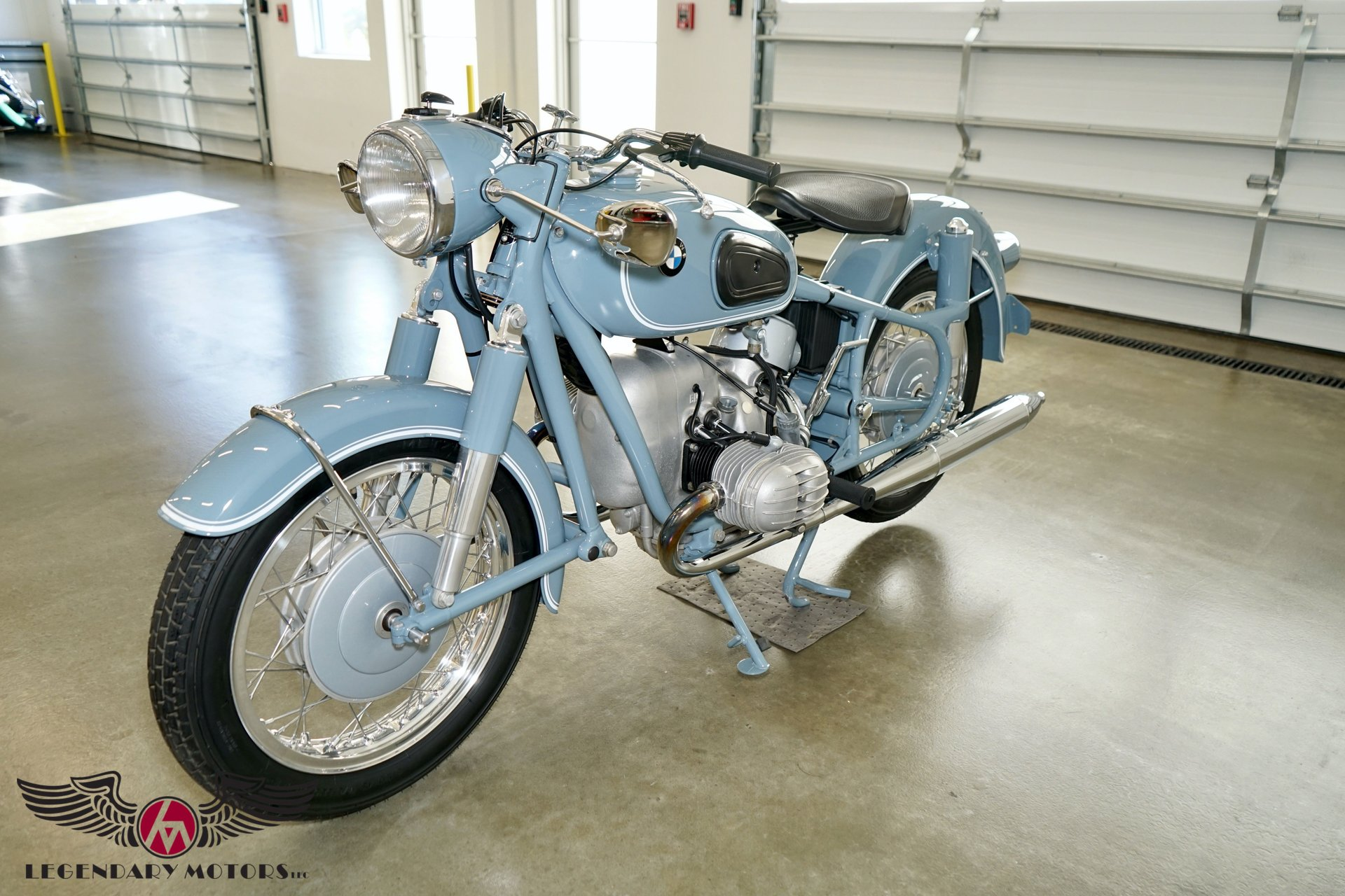 1967 bmw r50 2