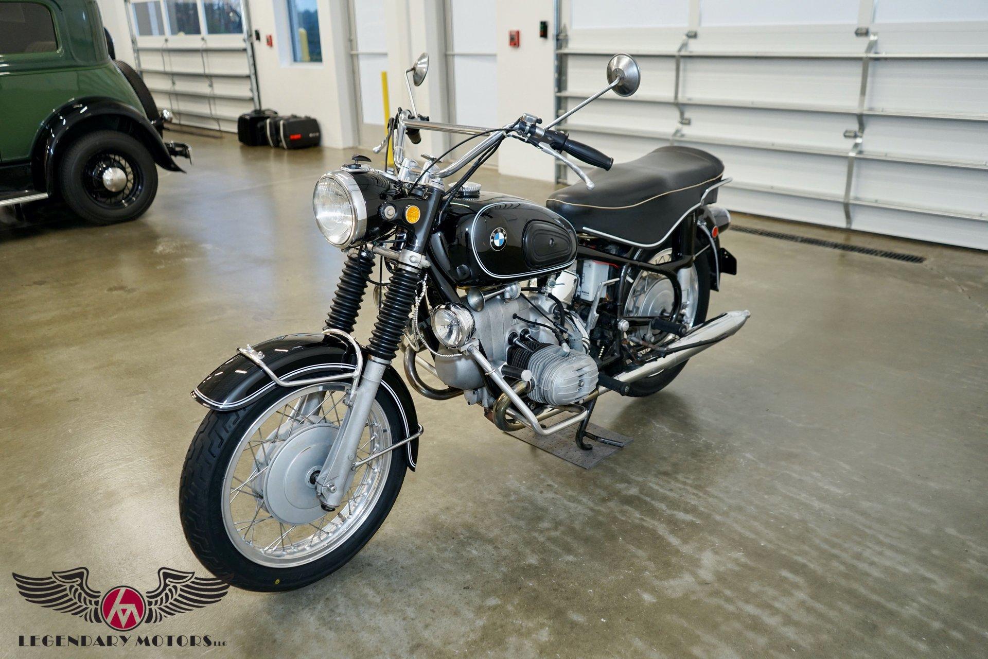 1969 bmw r60 2