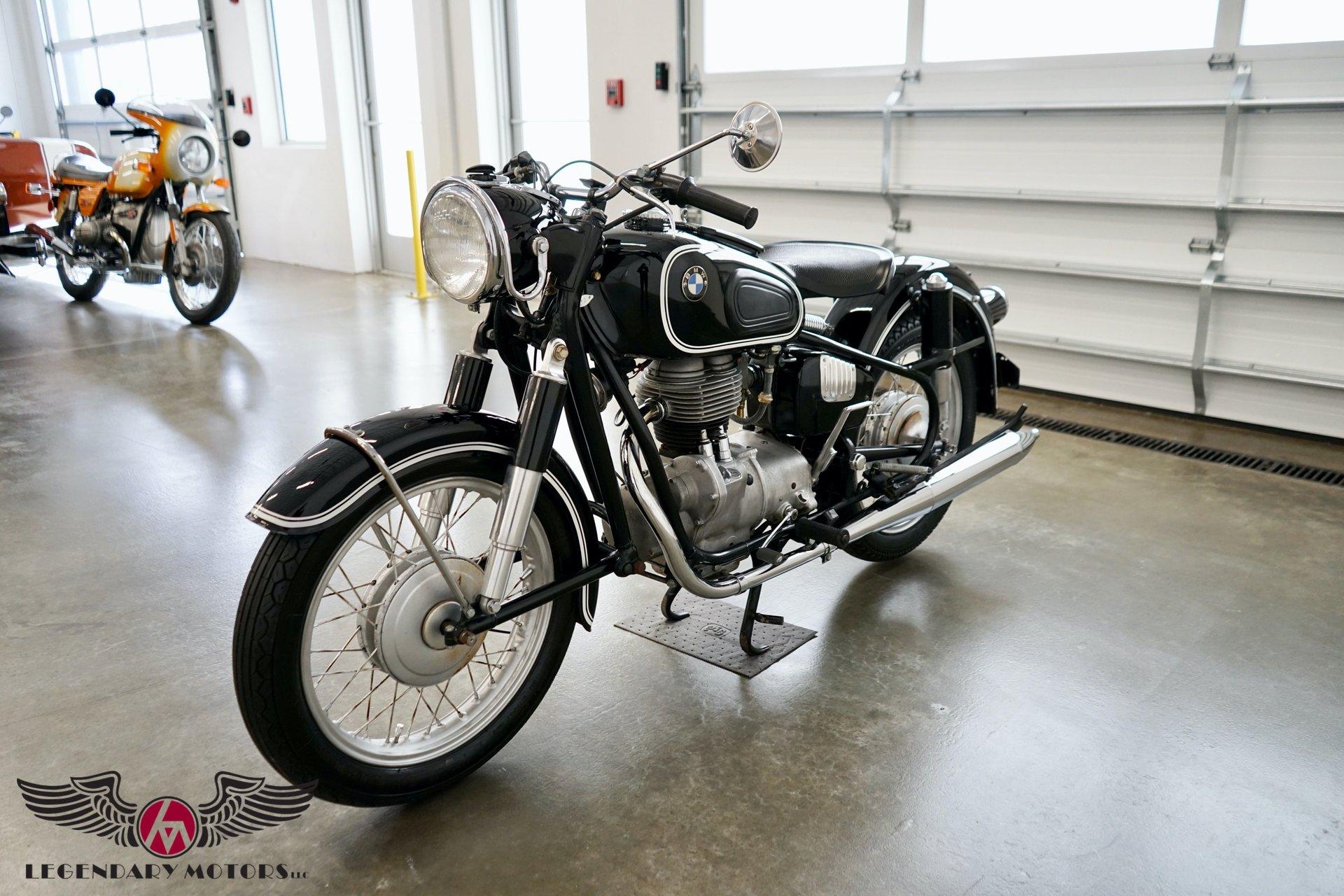 1962 bmw r27