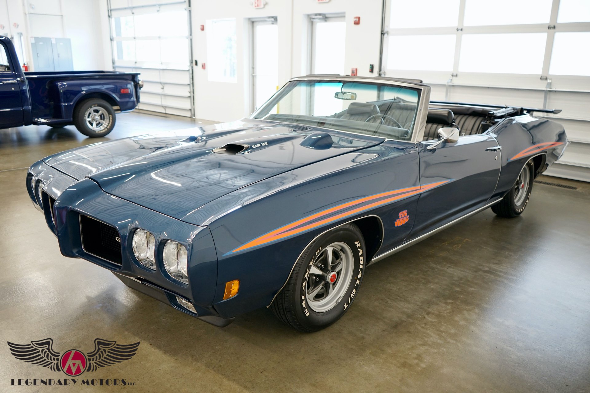 1970 pontiac gto judge tribute convertible