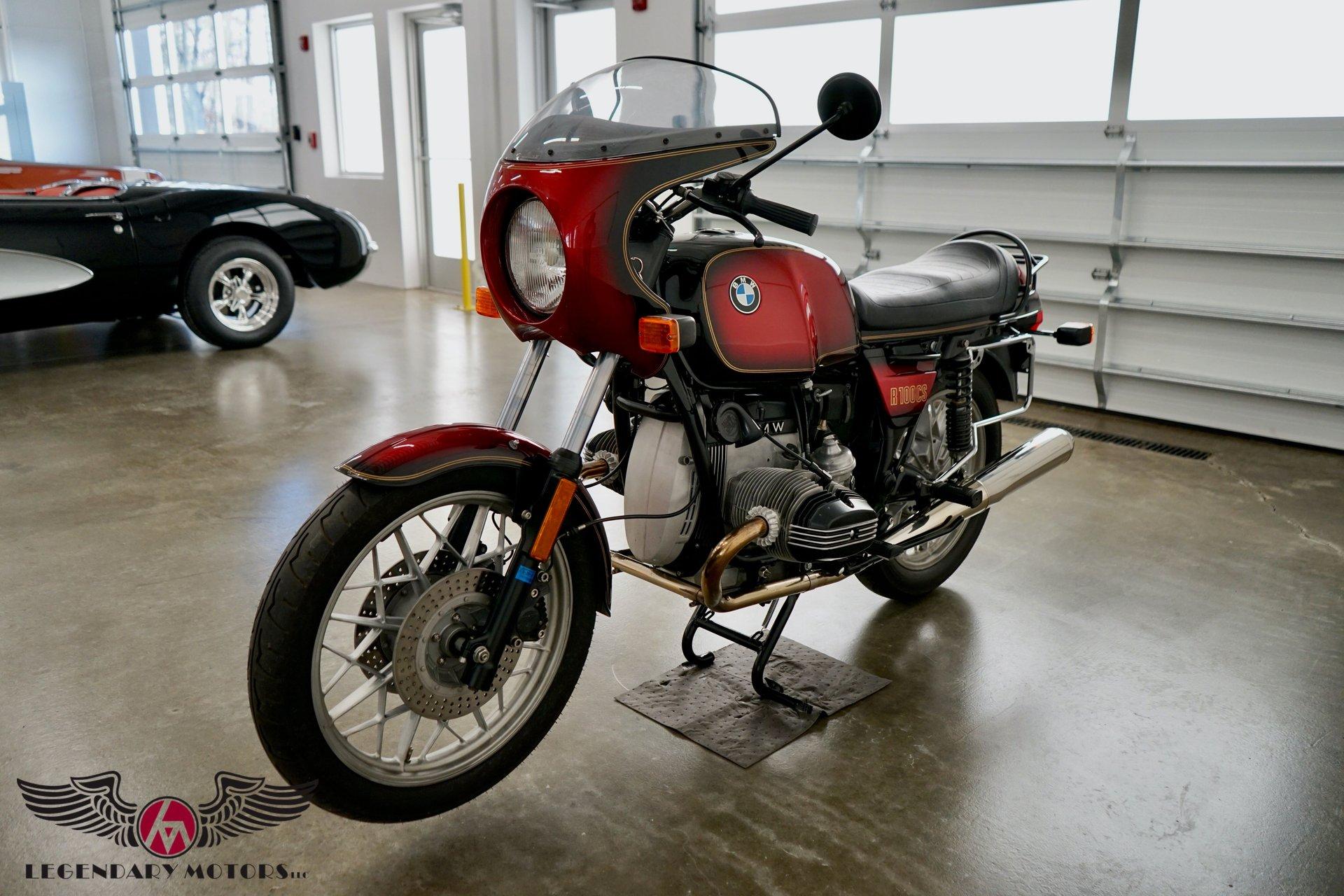 1981 bmw r100cs