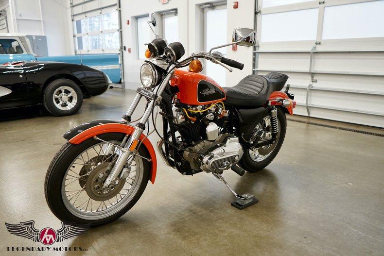 1981 Harley Davidson XLH